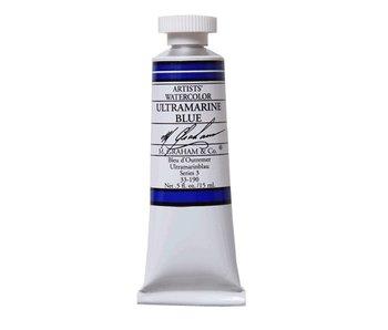 M. Graham Watercolour 15Ml Ultramarine Blue