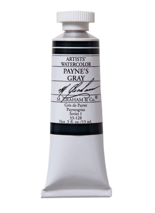 M. GRAHAM WATERCOLOUR 15ML PAYNE'S GRAY
