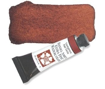 DANIEL SMITH XF WATERCOLOR 15ML TRANSPARENT RED OXIDE