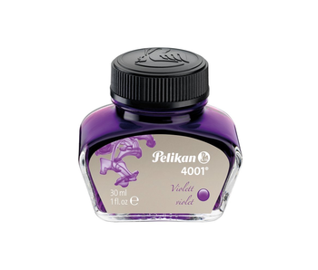 PELIKAN 4001 FOUNTAIN PEN INK 30ML VIOLET