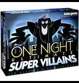 THINKPLAY ONE NIGHT ULITIMATE SUPER VILLAINS