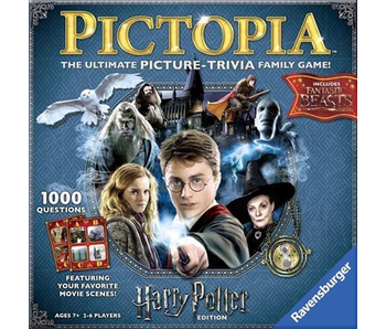 PICTOPIA HARRY POTTER EDITION
