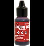 Ranger 1/2OZ Alcohol Ink Crimson