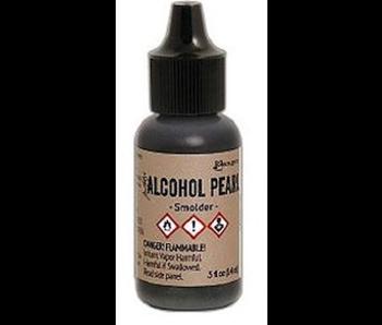 Ranger 1/2OZ Alcohol Ink PEARL Smoulder