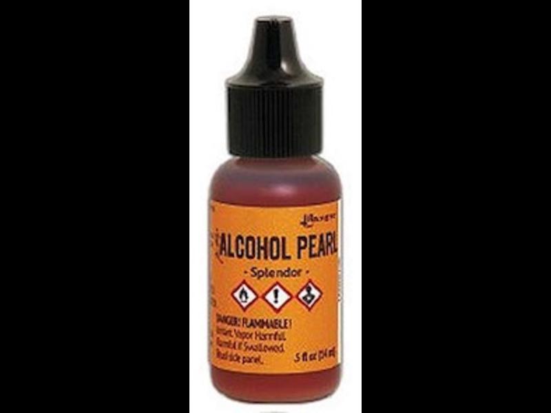 Ranger 1/2OZ Alcohol Ink PEARL Splendor