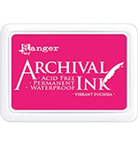 Ranger Archival Ink Pad Fuchsia