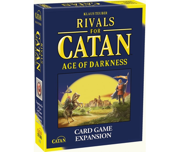 THE RIVALS FOR CATAN: CARD GAME EXPANSION - AGE OF DARKNESS