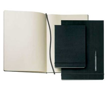 MOLESKINE A4 PLAIN NOTEBOOK HC