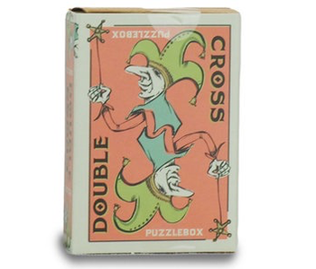ORIGINAL PUZZLEBOX GAMES: DOUBLE CROSS