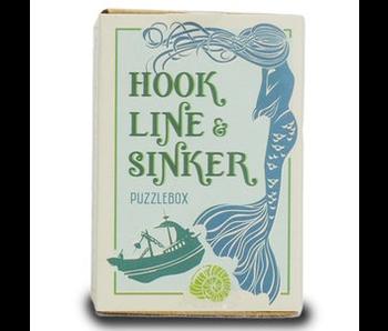 ORIGINAL PUZZLEBOX GAMES: HOOK, LINE & SINKER
