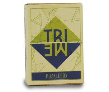 ORIGINAL PUZZLEBOX GAMES: TRI ME
