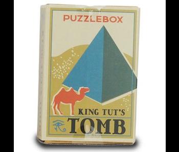 ORIGINAL PUZZLEBOX GAMES: KING TUT'S TOMB