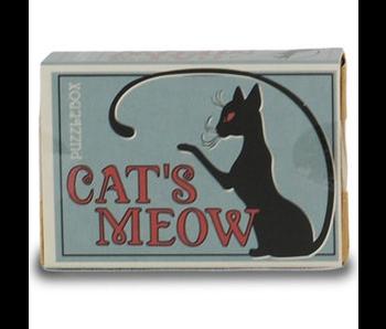 ORIGINAL PUZZLEBOX GAMES: CAT'S MEOW