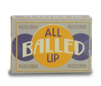 ORIGINAL PUZZLEBOX GAMES: ALL BALLED UP