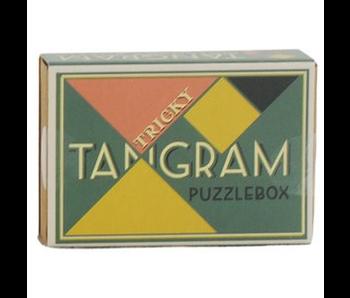 ORIGINAL PUZZLEBOX GAMES: TANGRAM