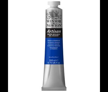 W&N ARTISAN OIL 200ML FRENCH ULTRAMARINE BLUE