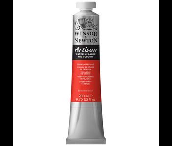 W&N ARTISAN OIL 200ML CADMIUM RED HUE