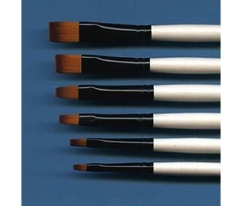 SIMPLY SIMMONS SYNTHETIC BRUSH STIFF SHADER 8