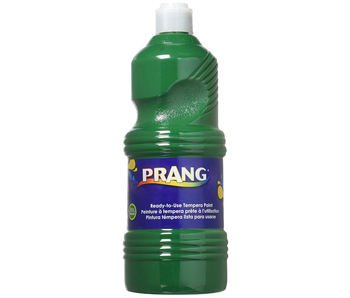 PRANG 32OZ GREEN WASHABLE TEMPRA