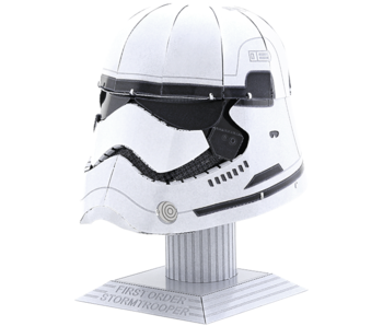 METAL EARTH 3D MODEL STEEL: STAR WARS STORMTROOPER HELMET