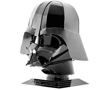 METAL EARTH 3D MODEL STEEL: STAR WARS DARTH VADER HELMET