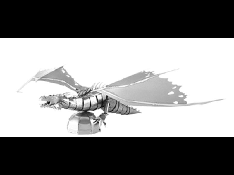 METAL EARTH 3D MODEL: HARRY POTTER GRINGOTTS DRAGON