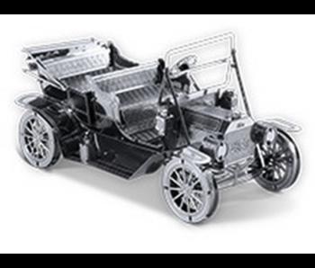 METAL EARTH 3D MODEL SILVER: 1908 FORD MODEL T