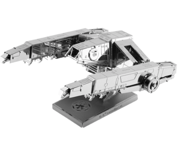 METAL EARTH 3D MODEL STEEL: STAR WARS SOLO - IMPERIAL AT-HAULER