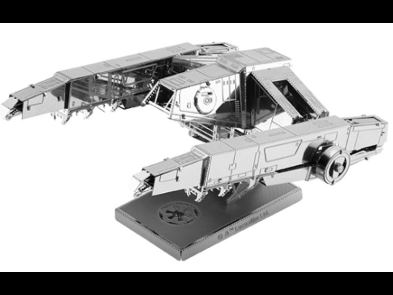THINKPLAY METAL EARTH 3D MODEL STEEL: STAR WARS SOLO - IMPERIAL AT-HAULER