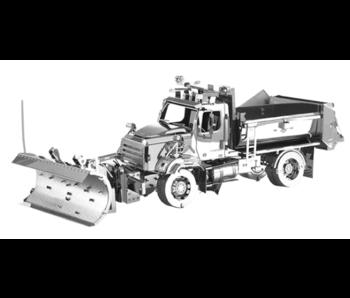 METAL EARTH 3D MODEL: FREIGHTLINER 114SD SNOW PLOW