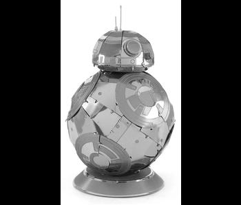 METAL EARTH 3D MODEL SILVER: STAR WARS BB-8