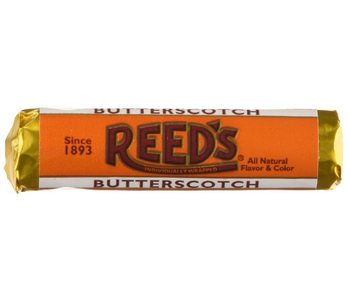 REED'S CANDY ROLL BUTTERSCOTCH