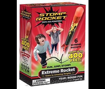 STOMP ROCKET SUPER HIGH PERFORMANCE 6PK