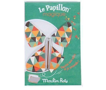 MOULIN ROTY MAGIC BUTTERFLY GREEN