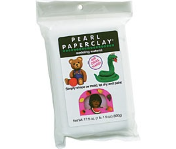PEARL PAPERCLAY 16OZ
