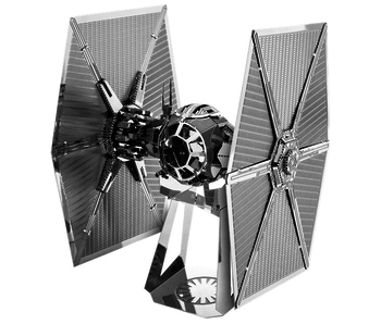 METAL EARTH 3D MODEL SILVER: STAR WARS SPECIAL FORCES TIE FIGHTER