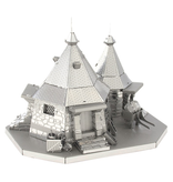 THINKPLAY METAL EARTH 3D MODEL: HARRY POTTER RUBEUS HAGRID HUT