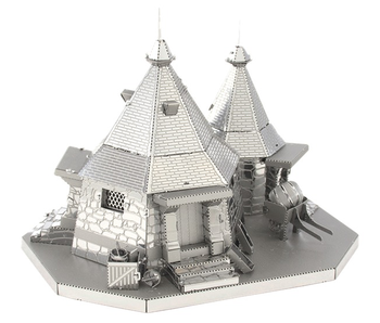 METAL EARTH 3D MODEL: HARRY POTTER RUBEUS HAGRID HUT
