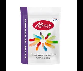 Albanese 12 Flavor Mini Gummi Worm