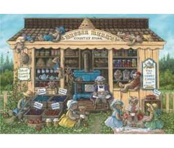 ANATOLIAN PUZZLE 260: BESSY BEARS COUNTRY STORE