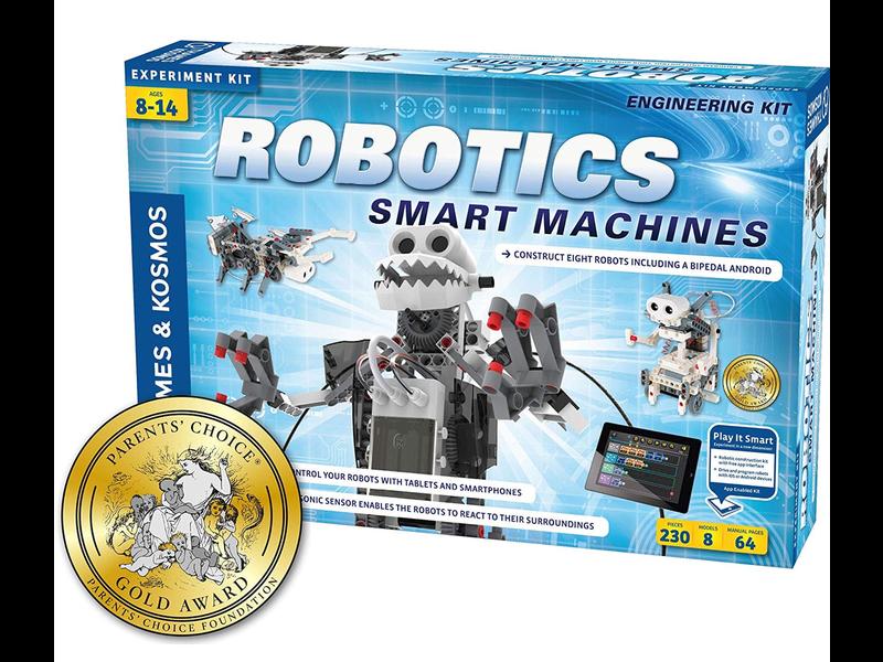 THINKPLAY THAMES & KOSMOS ROBOTICS SMART MACHINES