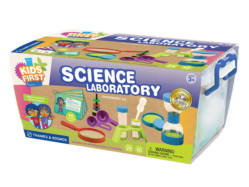 THINKPLAY THAMES & KOSMOS SCIENCE LABORATORY