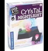 THINKPLAY THAMES & KOSMOS CRYSTAL NIGHTLIGHT