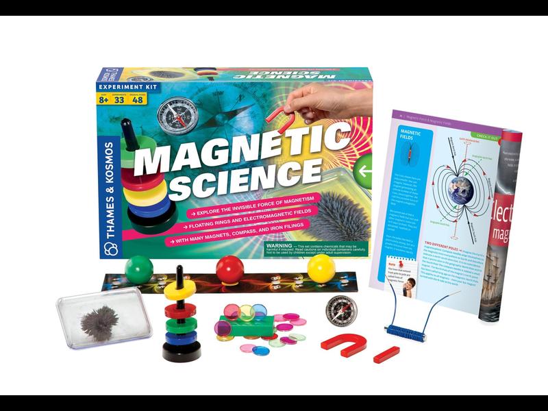 THINKPLAY THAMES & KOSMOS MAGNETIC SCIENCE