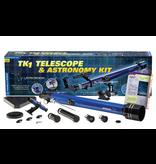 THINKPLAY THAMES & KOSMOS TK1 TELESCOPE & ASTRONOMY KIT