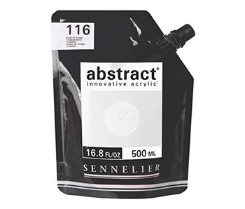 ABSTRACT  ACRYLIC 500ML 16.8 FL OZ NEUTRAL GREY