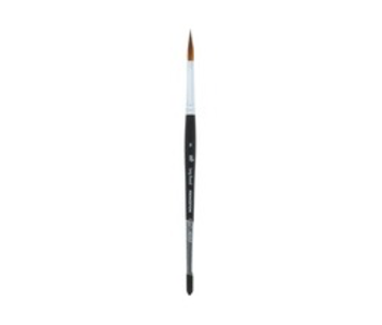 Princeton Aqua Elite Synthetic Kolinsky Watercolor Long Round 8