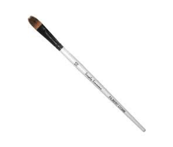 SIMPLY SIMMONS SYNTHETIC BRUSH FILBERT COMB 10