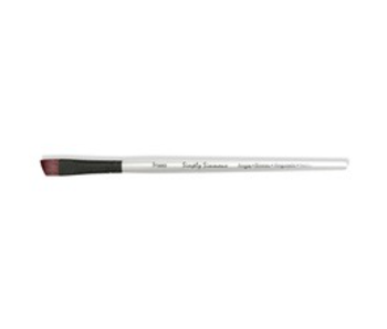 SIMPLY SIMMONS SYNTHETIC BRUSH STIFF ANGLE 3/8