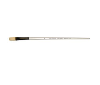 SIMPLY SIMMONS SYNTHETIC BRUSH LH BRISTLE FLAT 6